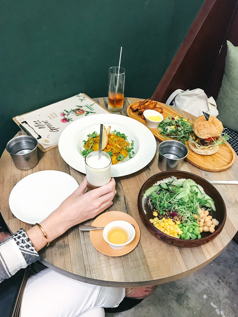 MissGreen | The 8 Best Vegetarian Restaurants in Taipei | A Style Alike