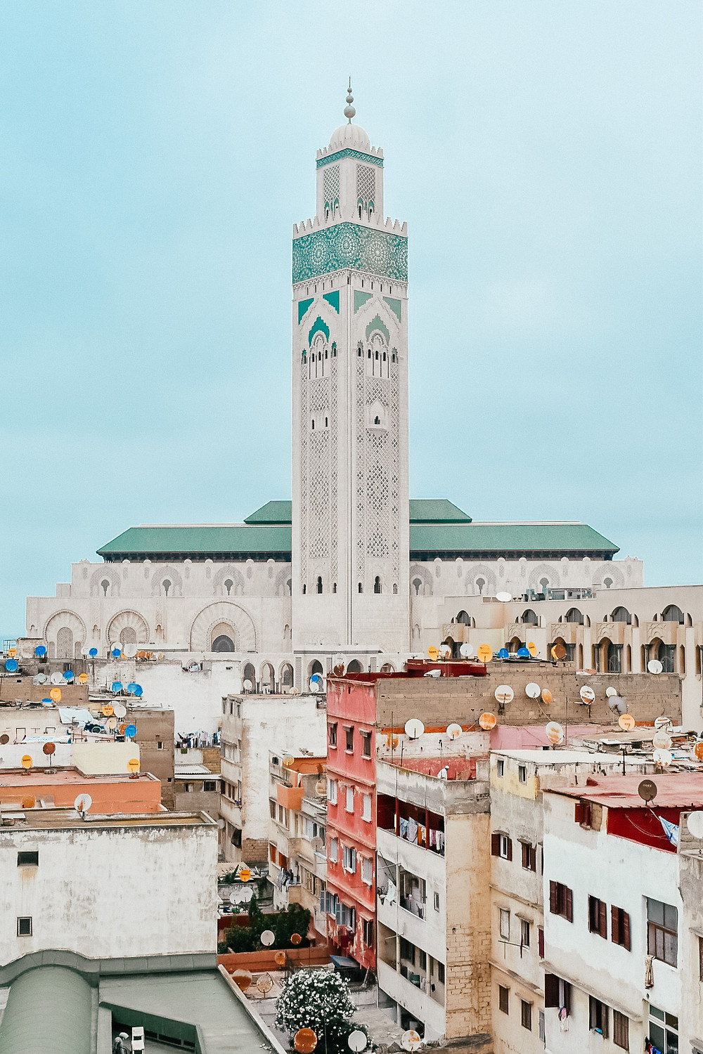 Hassan II Mosque | Casablanca | A Guide to Morocco | A Style Alike