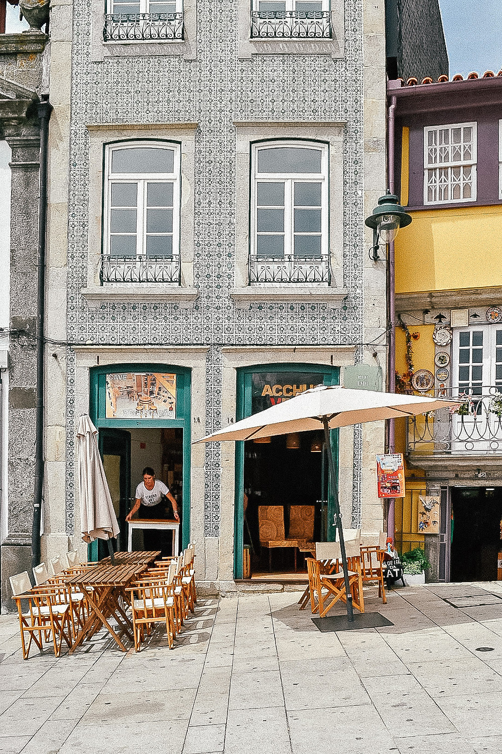 Cais da Ribeira | A Guide to Porto | Travel | A Style Alike