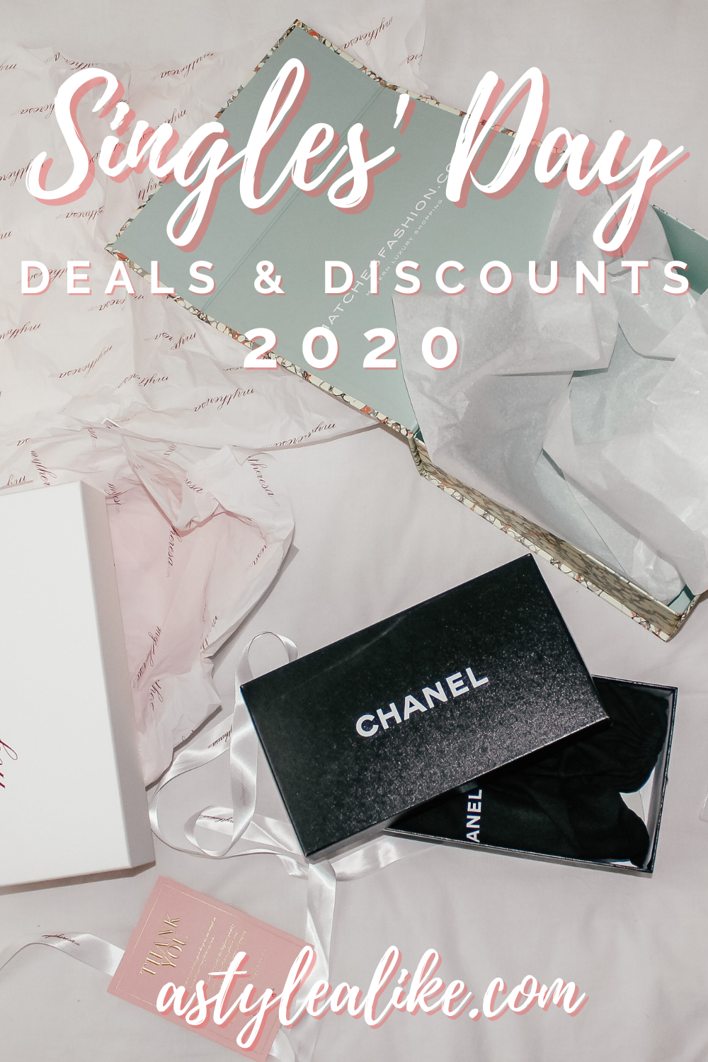Our Favorite SINGLES DAY Sales for 2020 (A Style Alike)