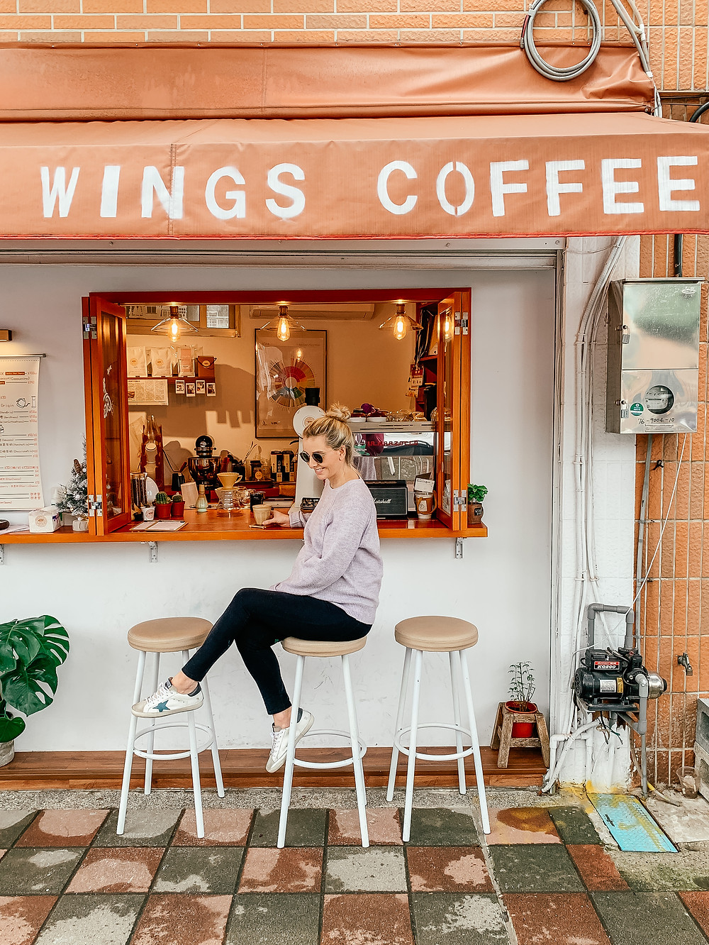 Wings Coffee Bar | Taipei Coffee-To-Go | A Style Alike