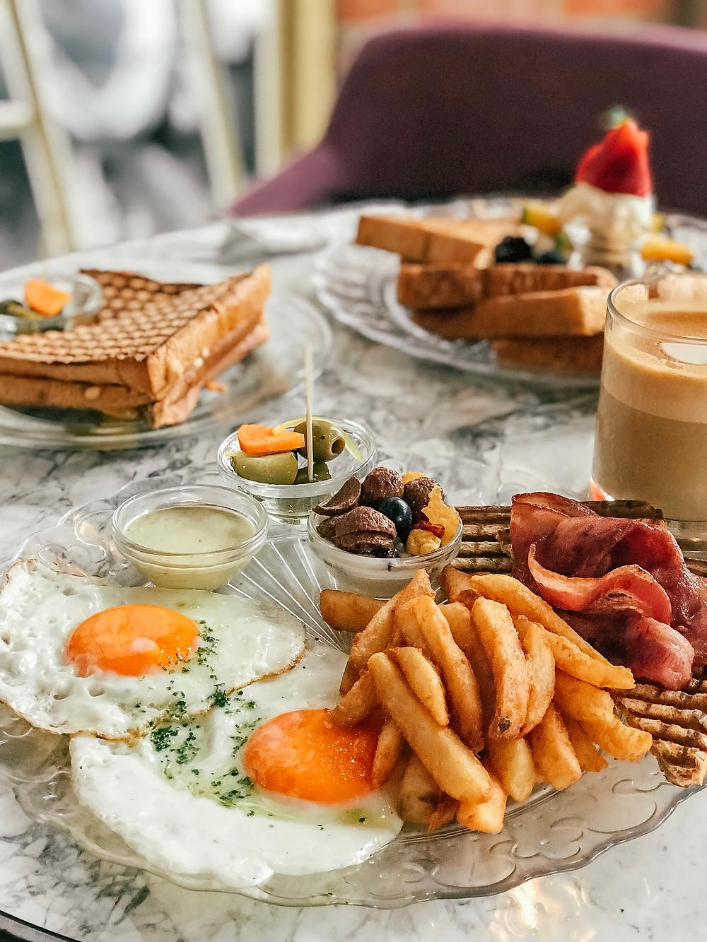 Best Western Breakfasts Taipei l A Style Alike l Taipei Cafe