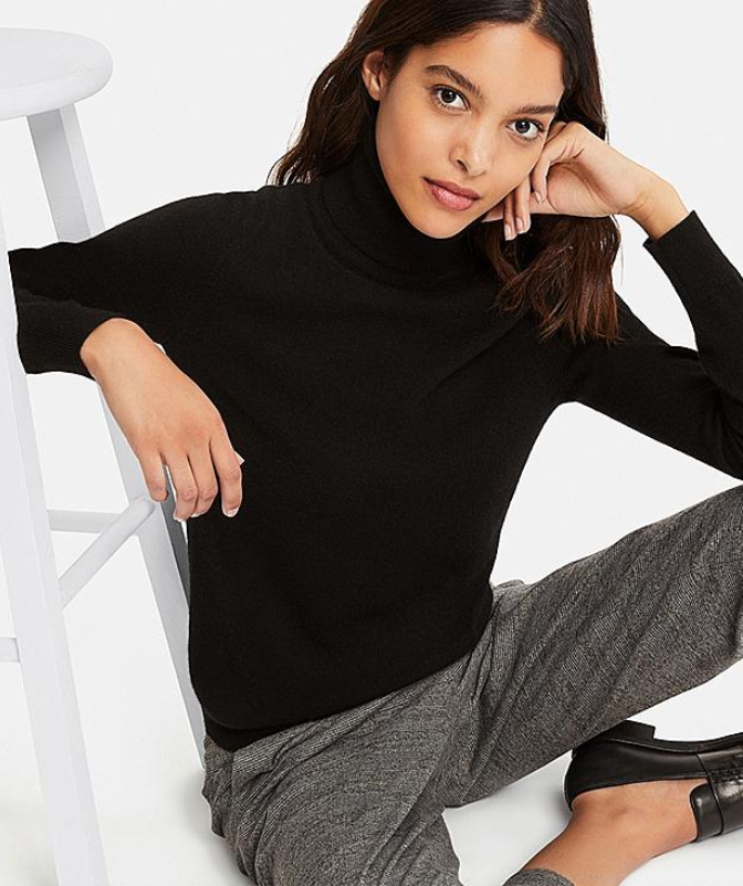UNIQLO Cashmere Sweater | 20 Cozy Knits for Fall 2018 | Fashion | A Style Alike