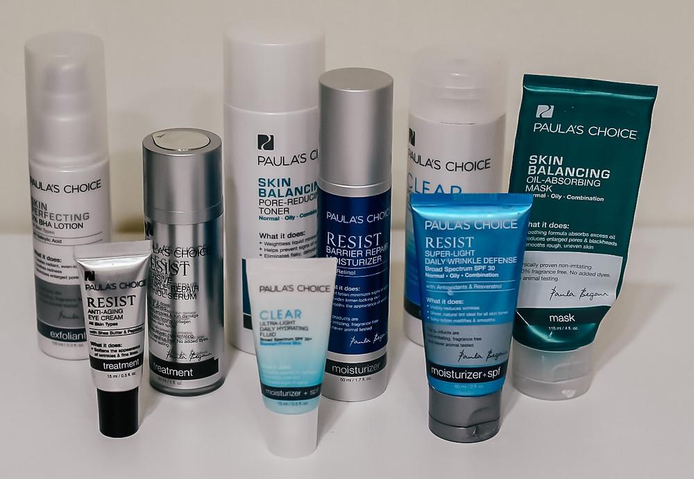 PAULA'S CHOICE Skincare Routine