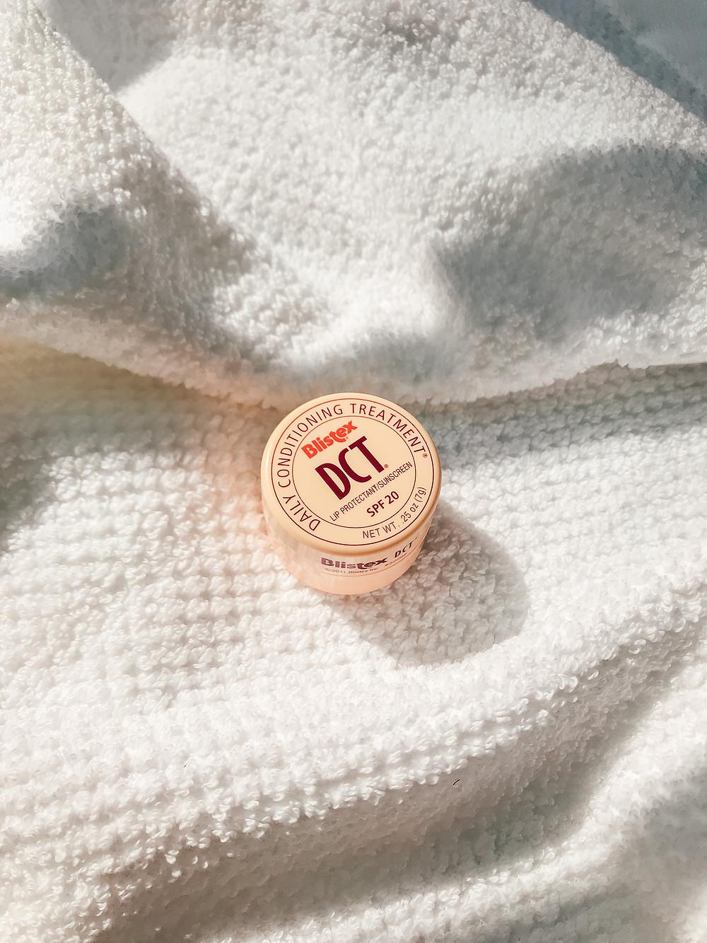 Blistex DCT Lip Conditioning Treatment l November Favorites 2018 l Bath & Body Products l Beauty l A Style Alike
