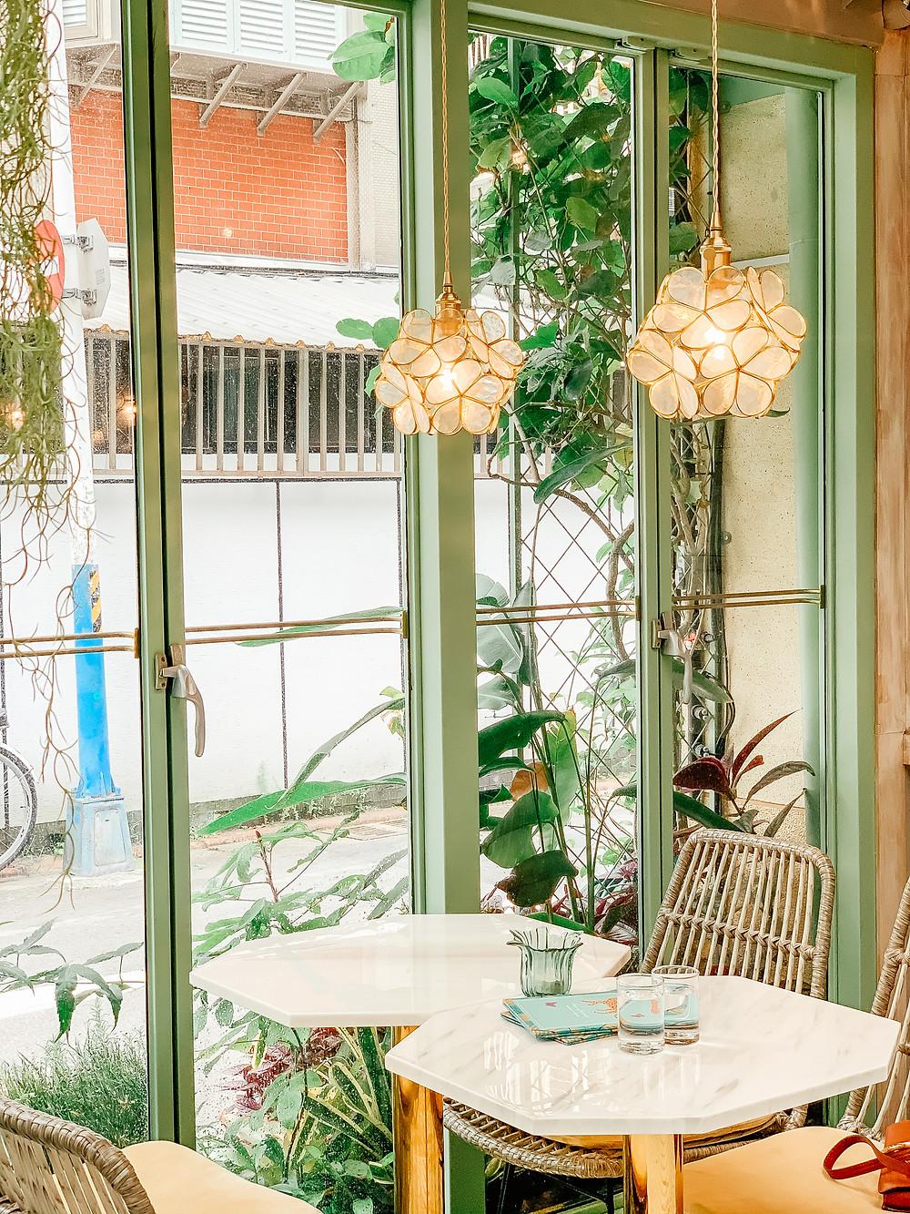 Taipei Cafe l Les Africot l Yongkang District Cafe l Taipei Eats l A Style Alike l Taipei Restaurant