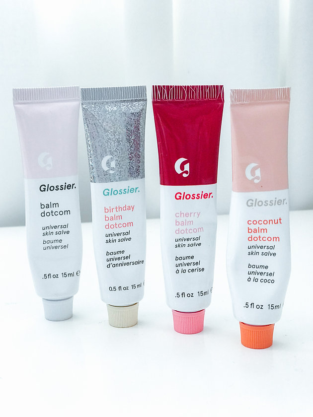 Balm Doctom Set by Glossier #11