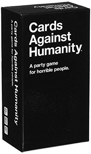 Christmas Gifts for Him 2017 CARDS AGAINST HUMANITY party game
