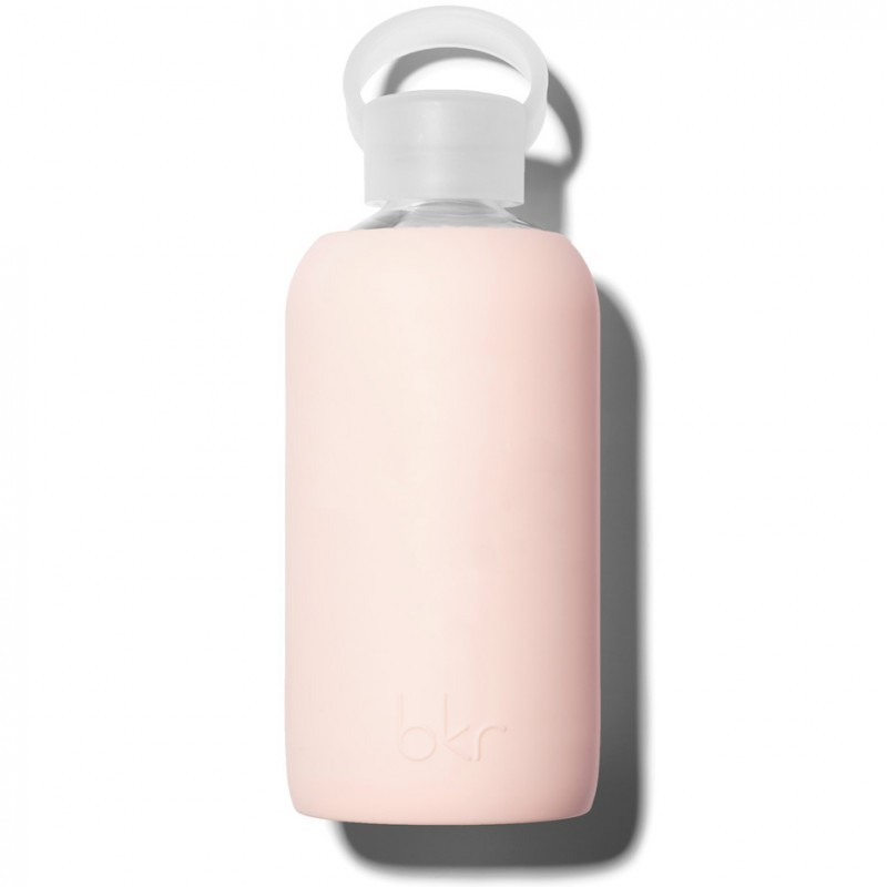BKR 500ml Glass Water Bottle ┃ 10 Essential Airplane Carry-On Accessories ┃ A Style Alike