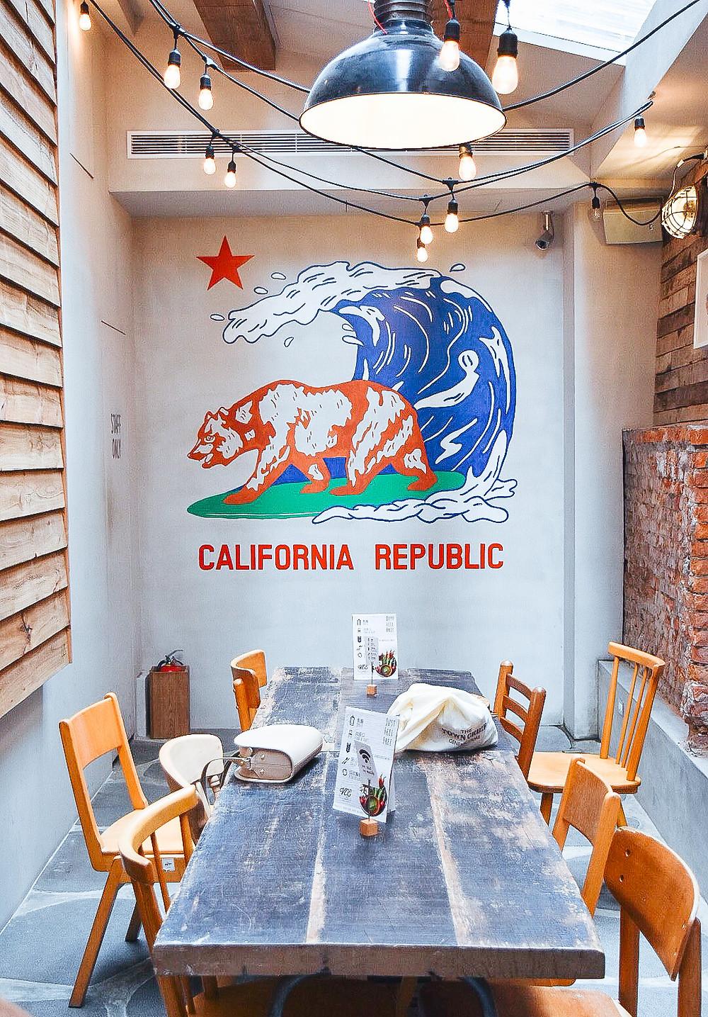 VAST Cali Eatery Taipei