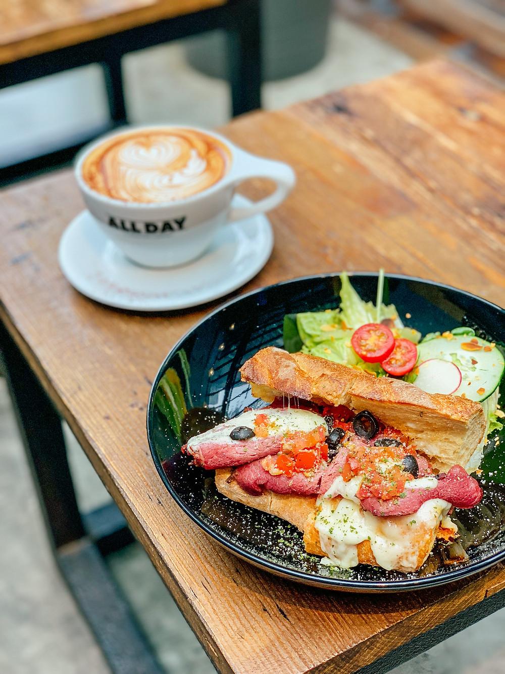 All Day Roasting Company l Taipei Coffee Shop l A Style Alike