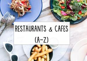 Taipei Cafe and Restaurant Directory | Taipei Food | A Style Alike