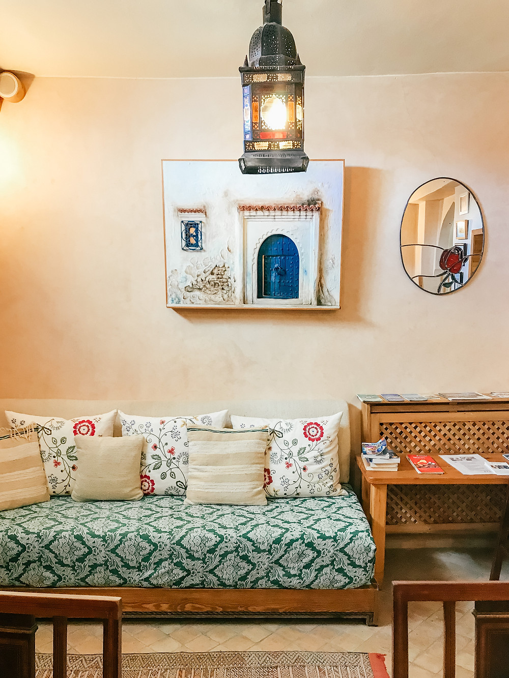 Kasbah Rose Guest House | Tangier | A Guide to Morocco | A Style Alike