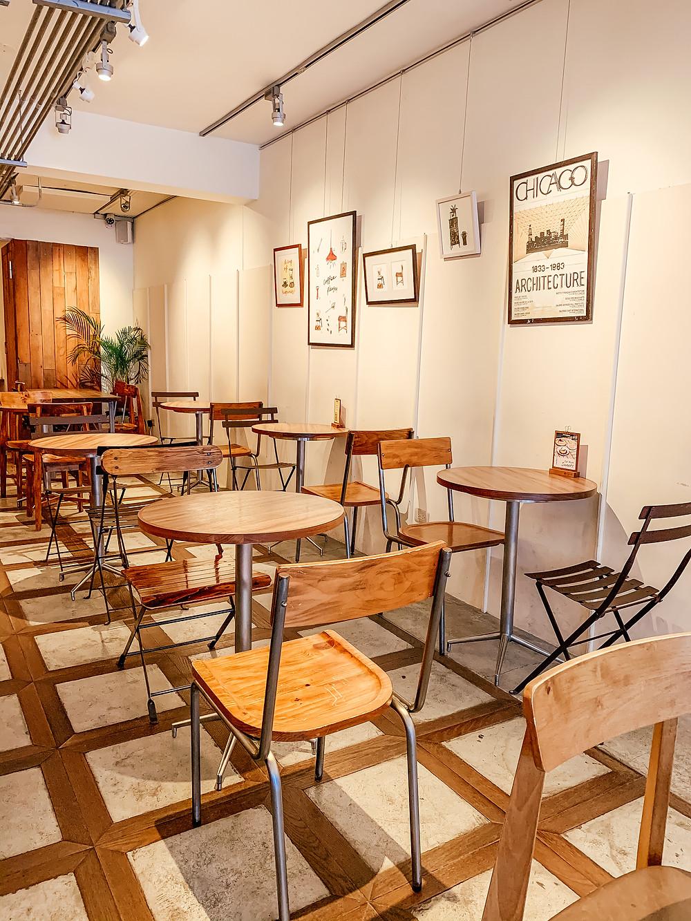 Fujin Tree 353 l Taipei Cafe l A Style Alike l Fujin Street