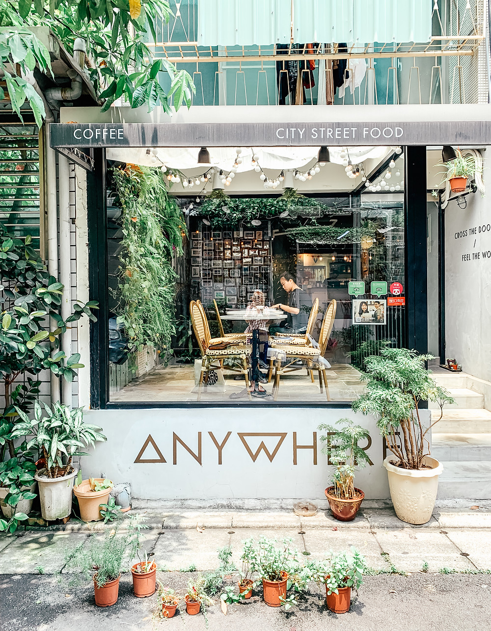 Anywhere Cafe l Taipei Cafe l A Style Alike