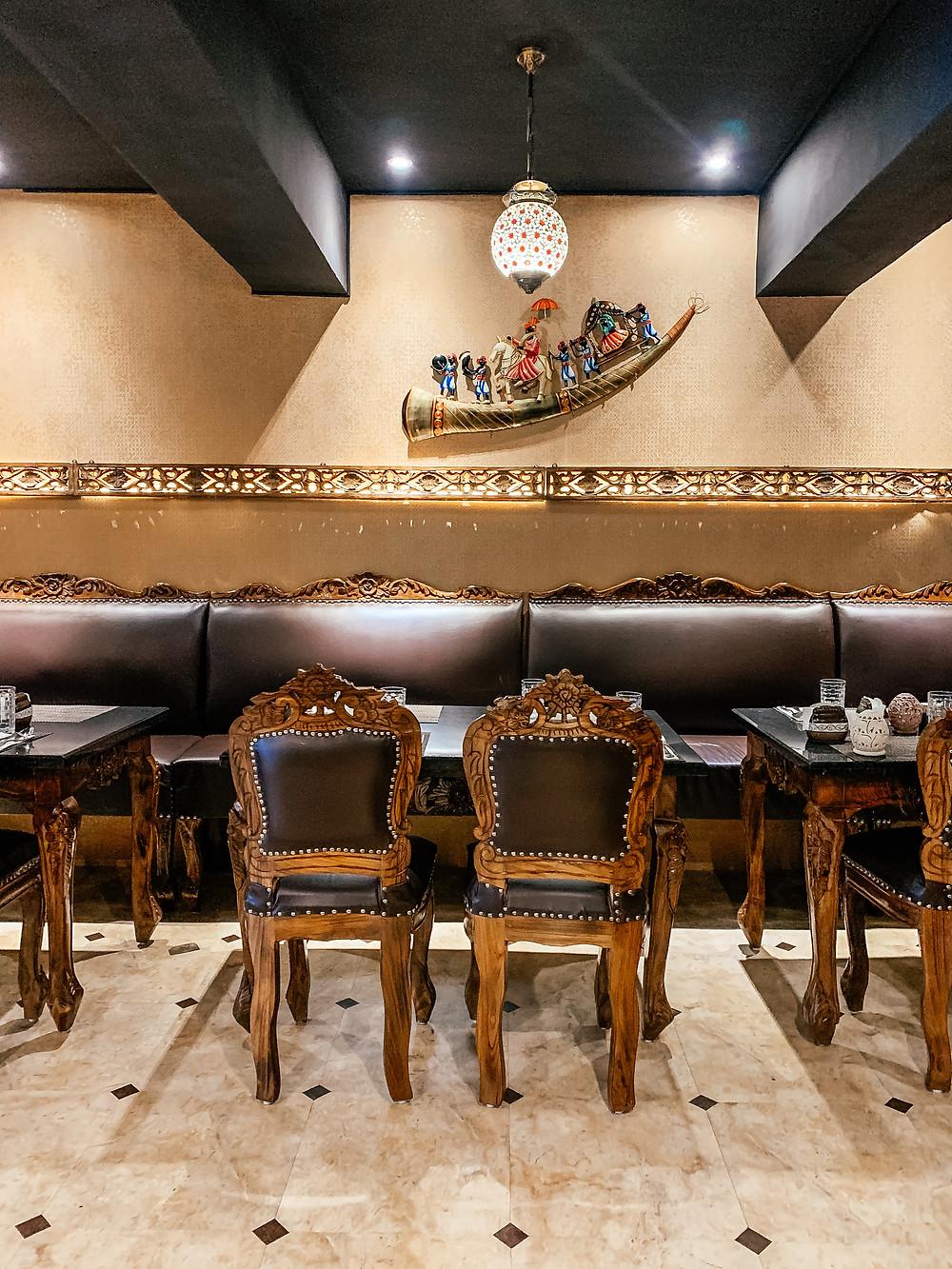 Moksha Indian Restaurant Daan Taipei l A Style Alike l Taipei Eats l Taipei Indian Food