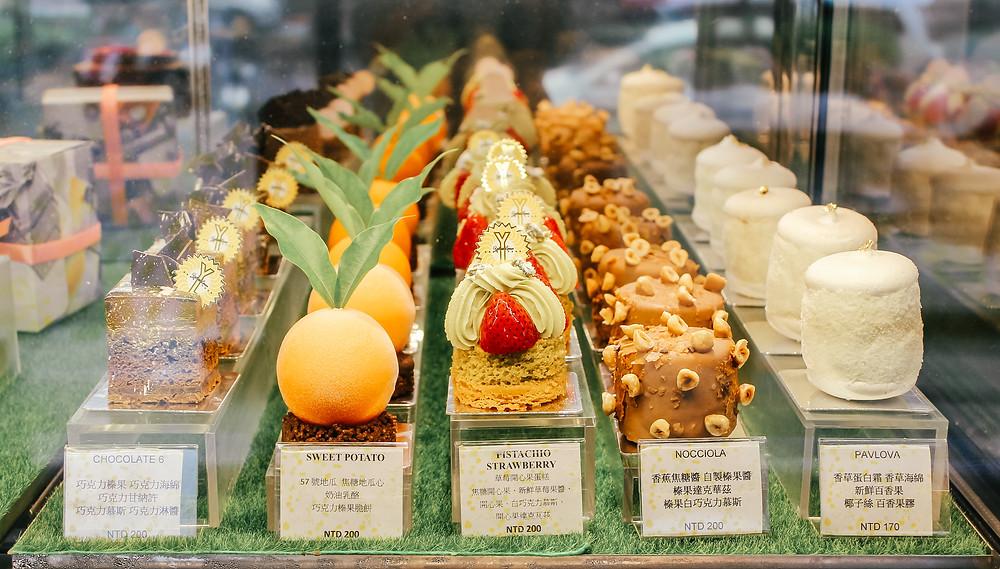 Yellow Lemon l Taipei Dessert Shop l A Style Alike