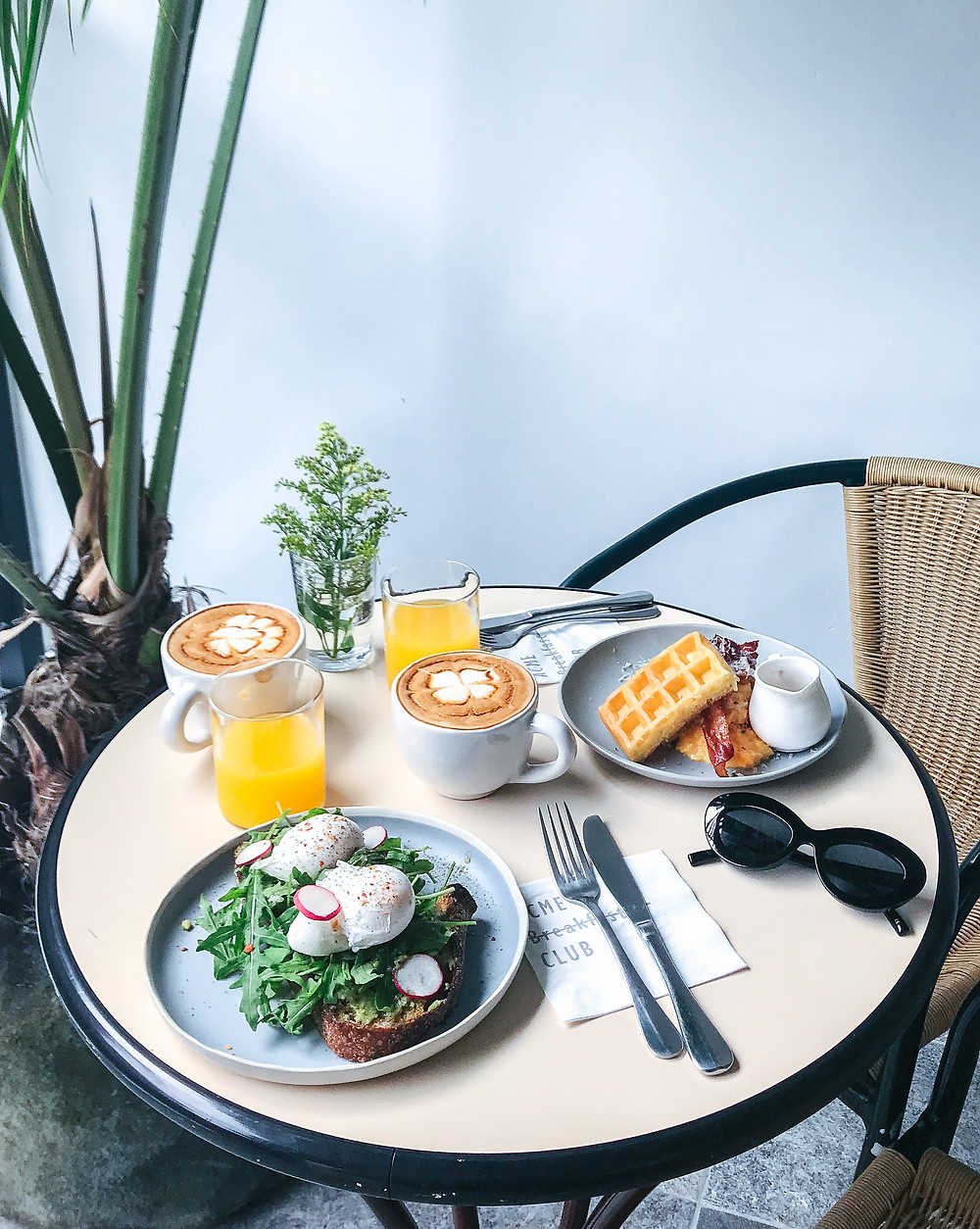 ACME Breakfast Club | 10 (More) Insta-Worthy Cafes in Taipei | A Style Alike