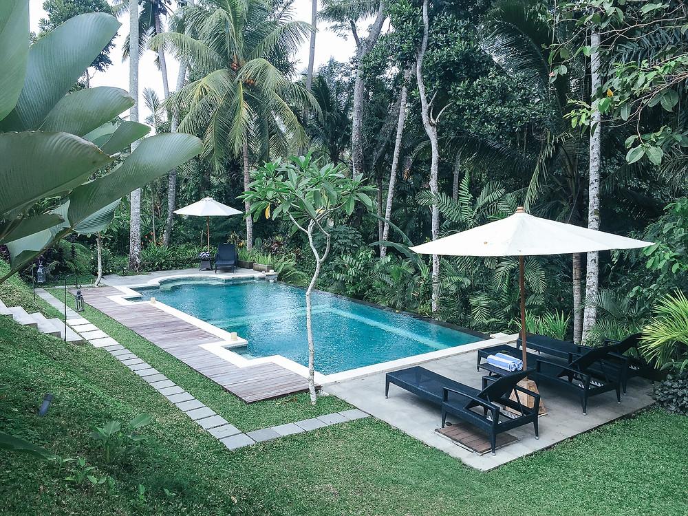 The White Villas Ubud