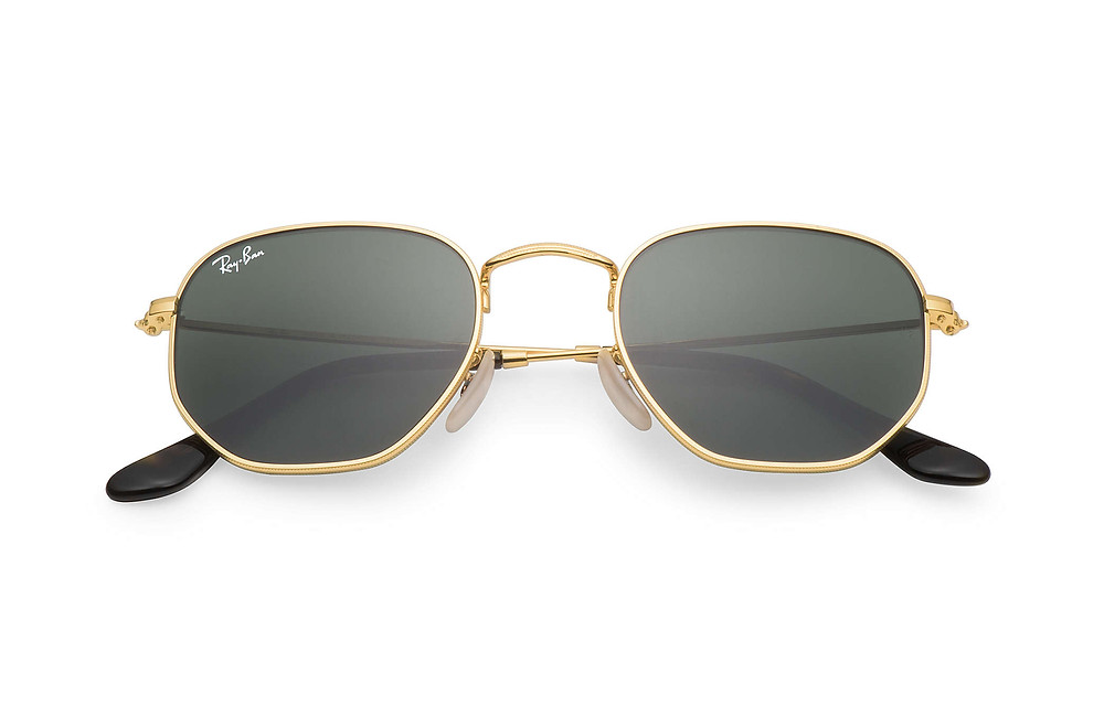 RAY-BAN Hexagonal | TOP 10 Sunglasses We Recommend | Accessories | A Style Alike