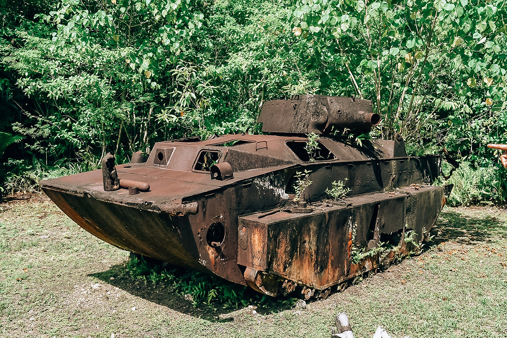 Peleliu | A Guide to Palau | A Style Alike
