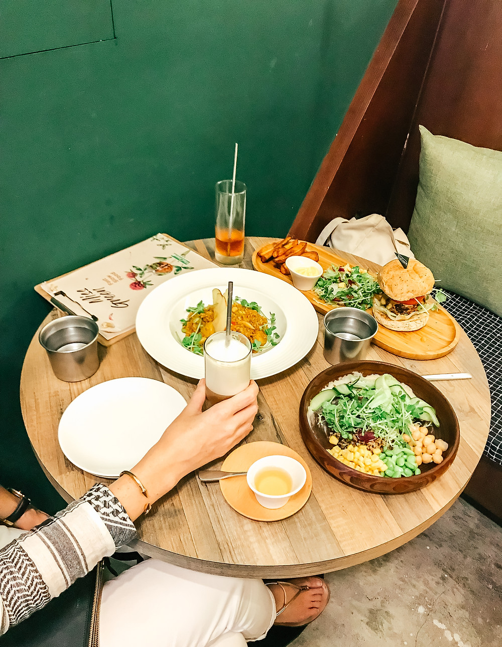 Healthy Eating in Taipei l Food & Restaurants l A Style Alike