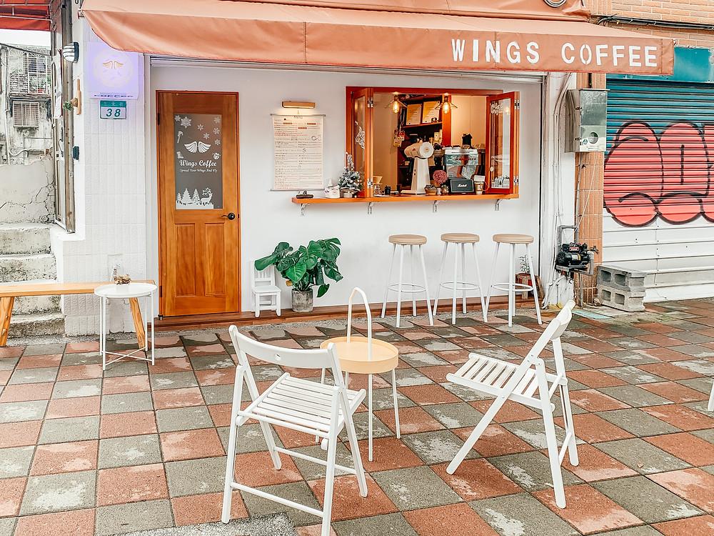 Wings Coffee Bar   Taipei Coffee-To-Go   A Style Alike