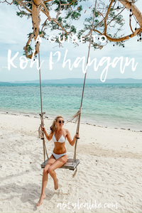 A Guide to Koh Phangan   Travel   A Style Alike