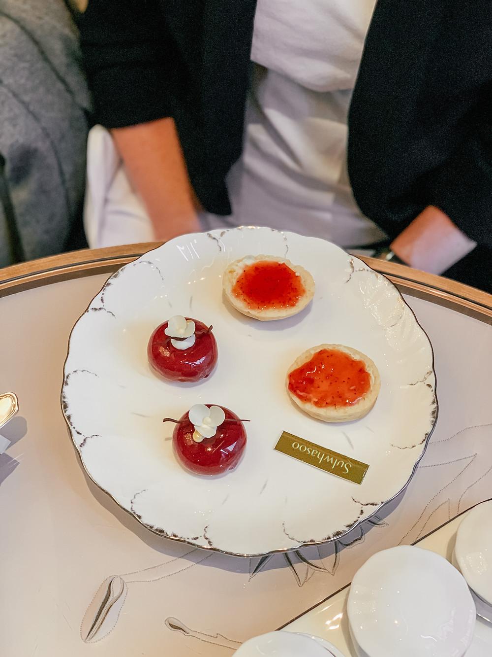 青隅 The Jade Lounge @ Mandarin Oriental Taipei | Afternoon Tea | A Style Alike