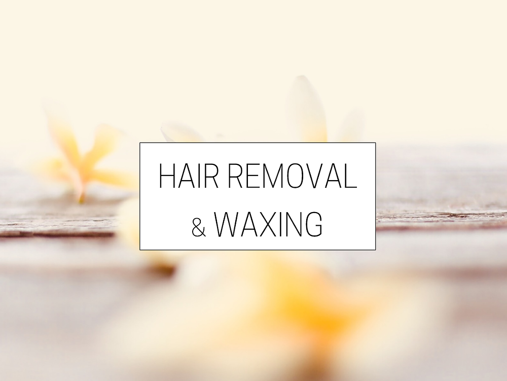 Beauty Services in Taipei | Hair Removal and Waxing | A Style Alike