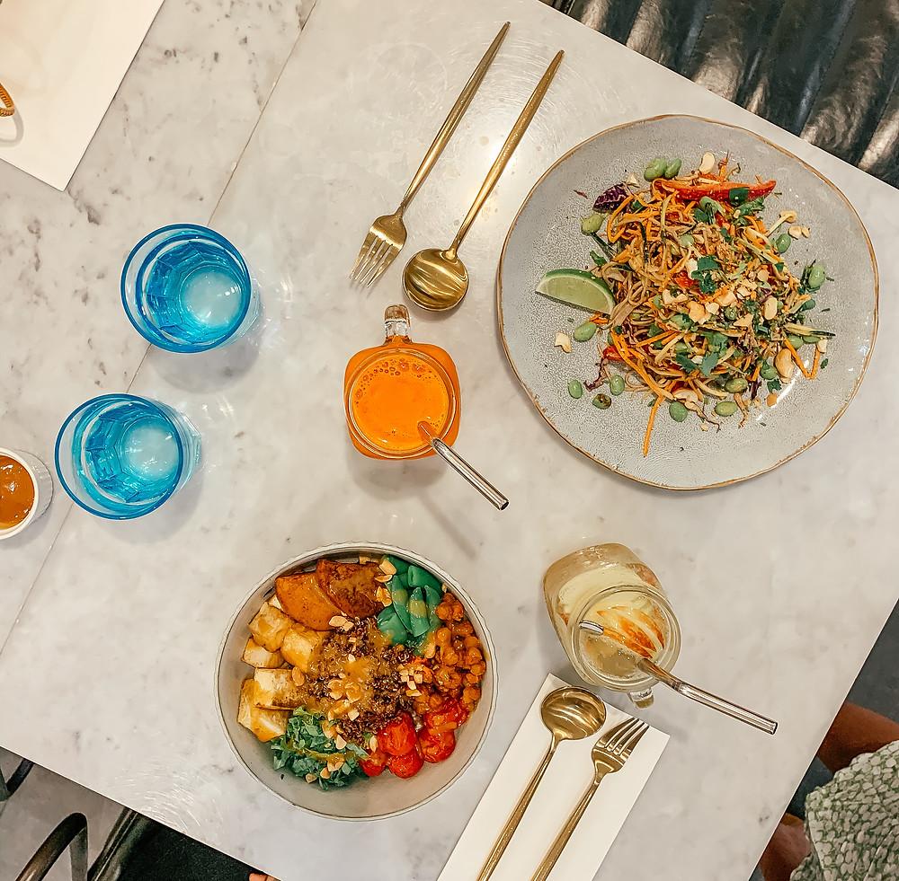 Herbivore Vegan 料理 l Taipei Restaurant l A Style Alike