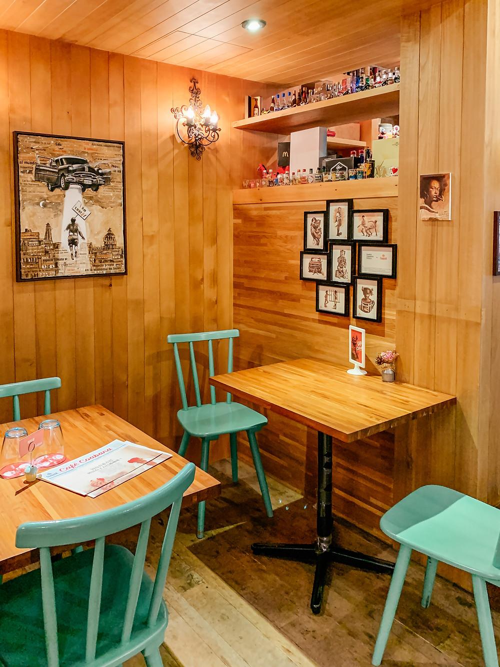 Café Coabana 古巴娜咖啡 | Taipei Cafe | A Style Alike