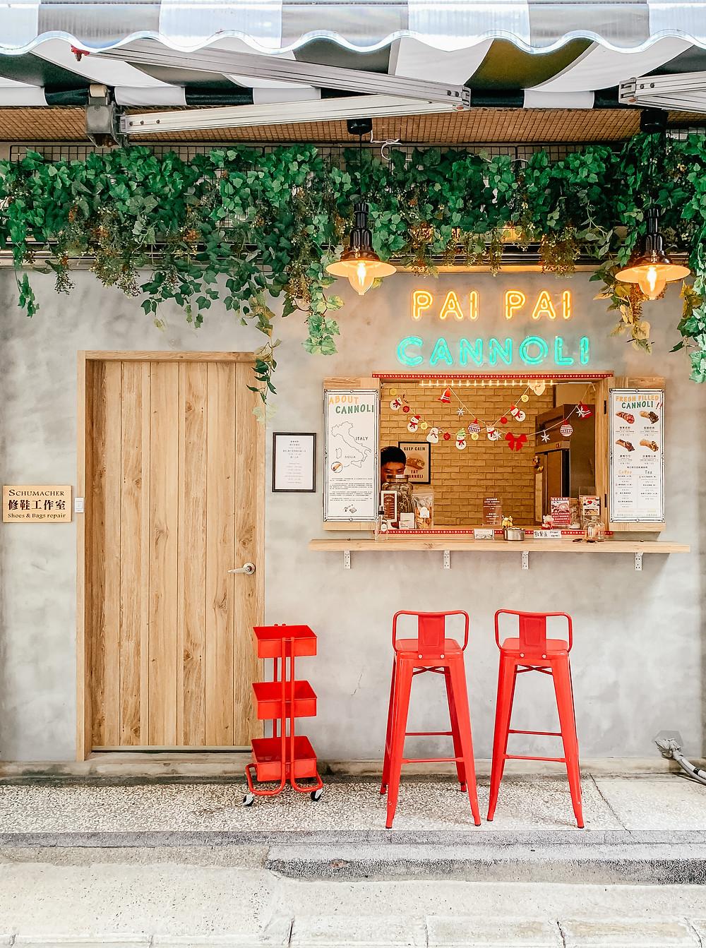 Pai Pai Cannoli | Taipei Pastry Shop | A Style Alike