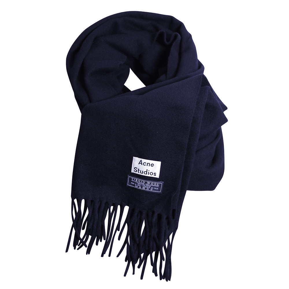 Christmas Gifts for Him 2017 ACNE STUDIOS Canada scarf