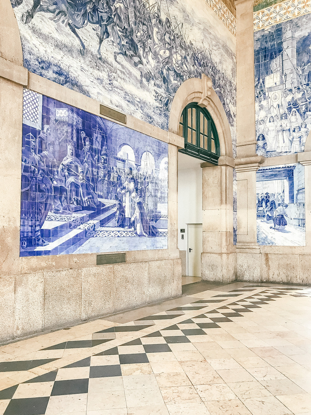 Sao Bento Station | A Guide to Porto | Travel | A Style Alike