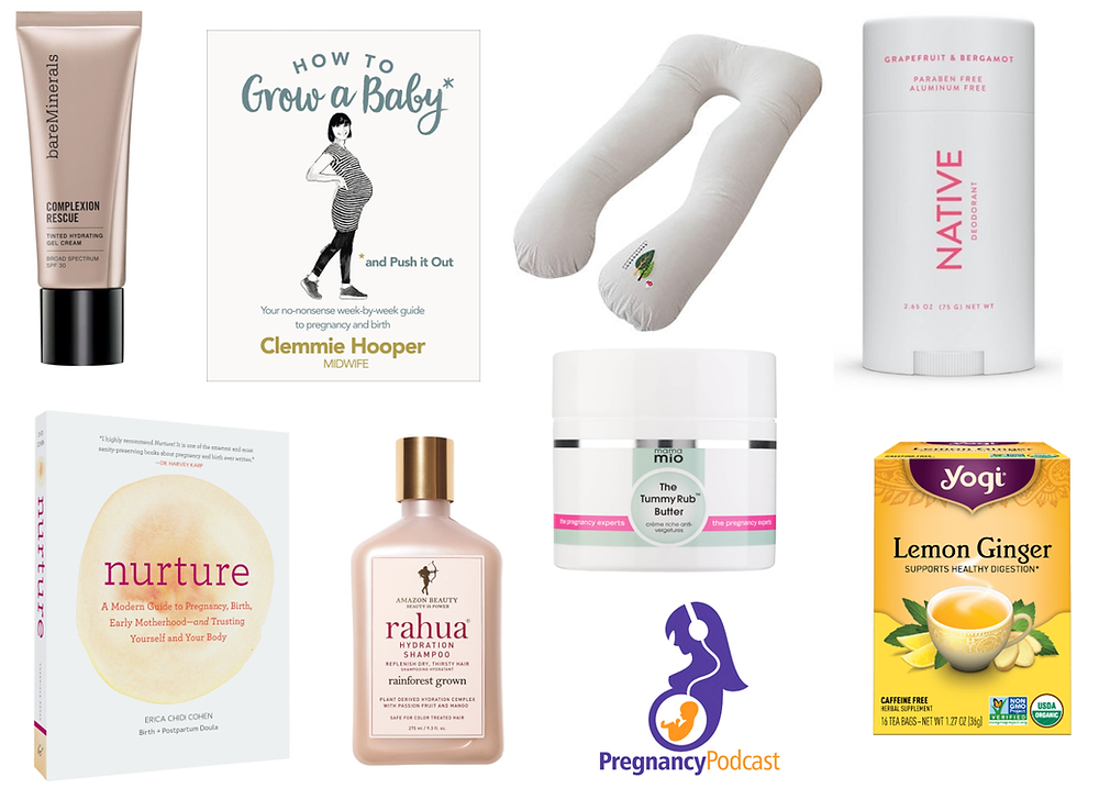 Liesl's Pregnancy Favorites | Beauty, Tech, Books, Clothing, and More
