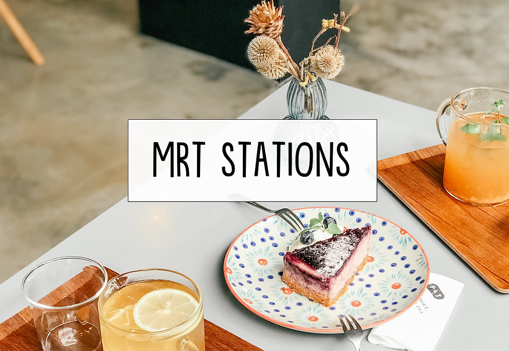 Taipei MRT Stations | Taipei Cafe and Restaurant Directory | Taipei Food | A Style Alike