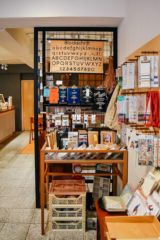 Plain Stationery, Homeware and Cafe | Taipei | A Style Alike