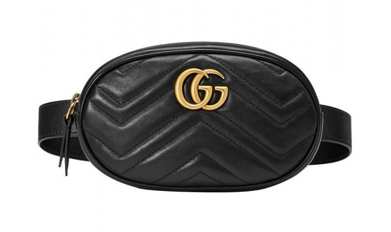 Gucci GG Marmont belt bag | Best Bag Trends of Spring/Summer 2018 | A Style Alike