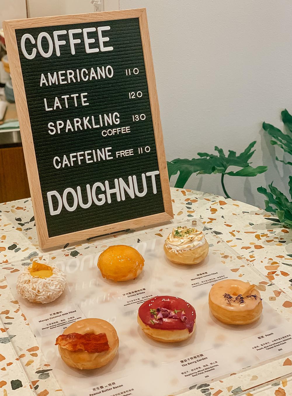 ABCD. A Better Coffee & Doughnut | Taipei Cafe | A Style Alike