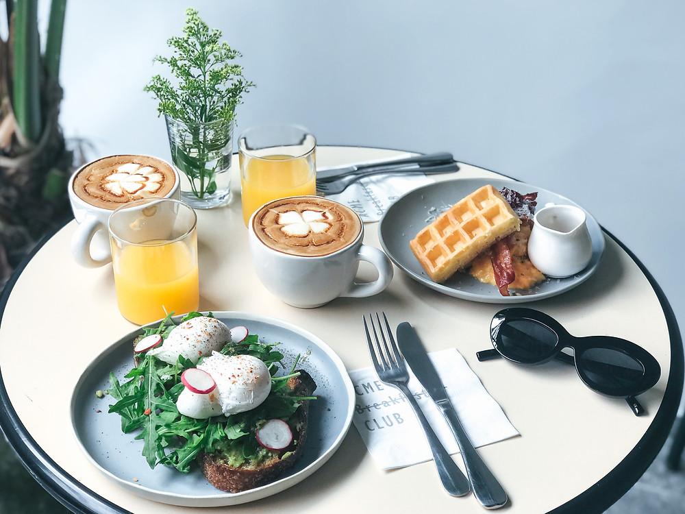 ACME Breakfast CLUB | Taipei | A Style Alike