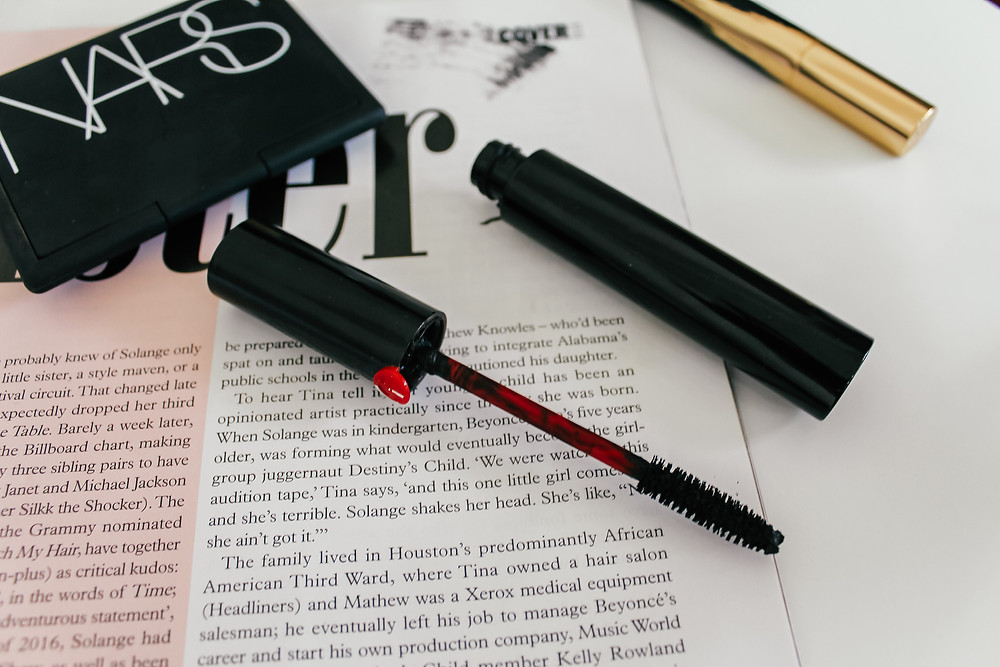 Giorgio Armani Black Ecstasy Mascara.What's In My Makeup Bag l Makeup Routine l A Style Alike l Beauty