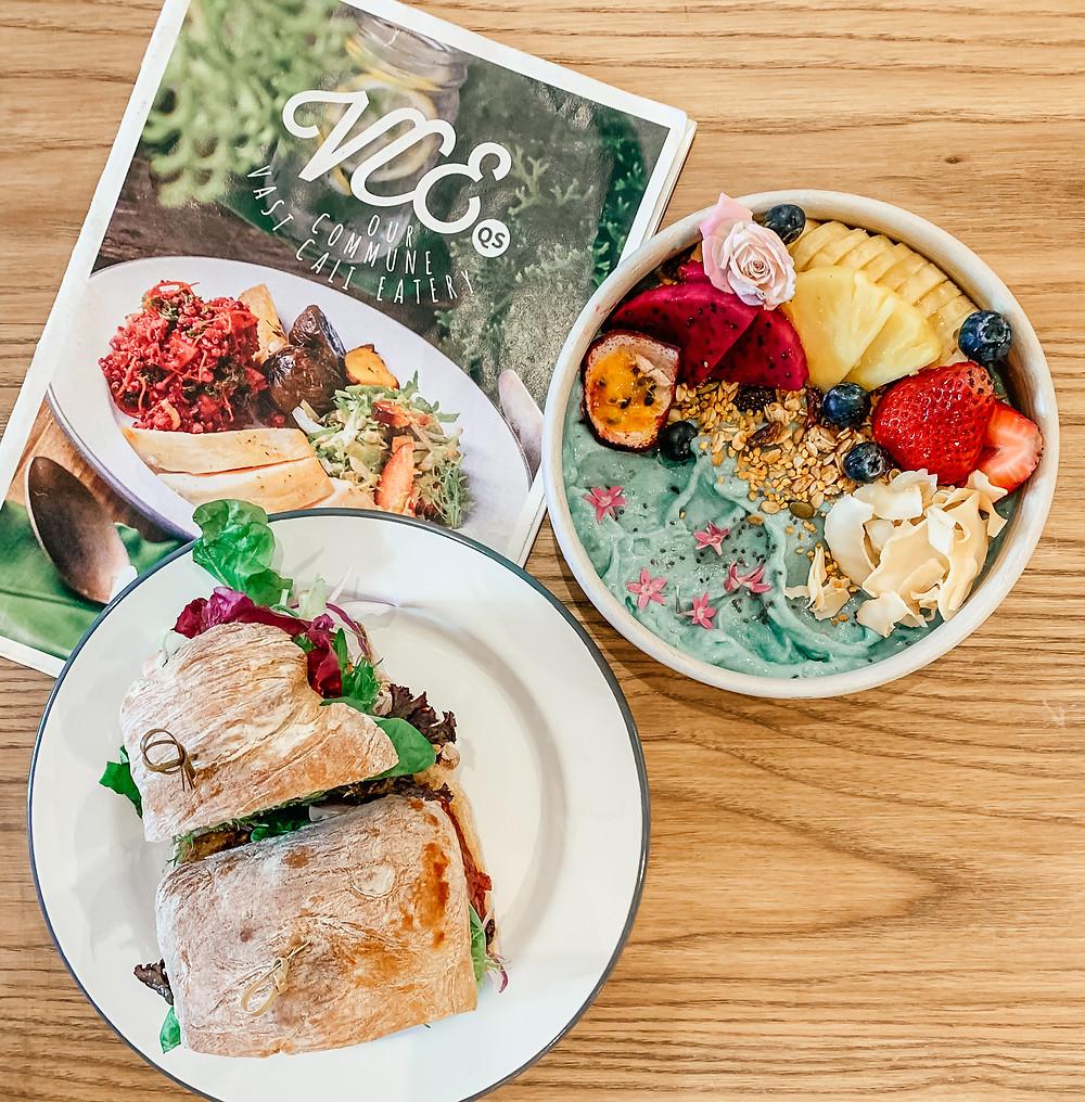 VCE Qs l Vast Cali Eatery l Taipei Cafe l A Style Alike