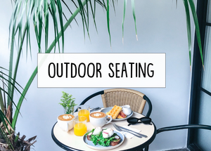 Outdoor Seating | Taipei Cafe and Restaurant Directory | Taipei Food | A Style Alike