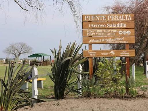 Nuevo sector turístico en Roque Pérez
