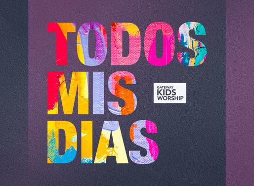 Gateway Kids Worship sorprende consu nuevo álbum «Todos Mis Días»