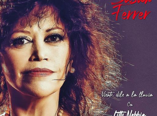 """Susan Ferrer sobre el Cantando: """"Para mi es una vergüenza que alguien salga a cantar sino sabe"""""""