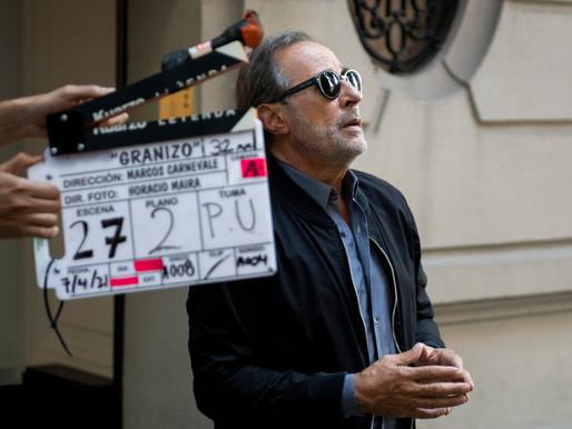 "Guillermo Francella protagoniza ""Granizo"", la primera película de Netflix Argentina"