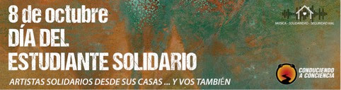 DÍA DEL ESTUDIANTE SOLIDARIO - Recital por Streaming