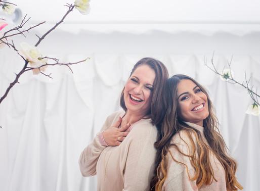 """Gabriela Rocha y Christine D ́Clario graban """"Lugar Secreto"""""""